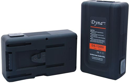 DS-130SI Built-in Charger Battery Available at www.dynabatteries.com