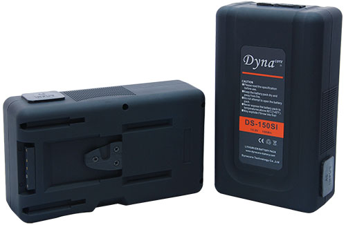 DS-150SI Built-in Charger Battery Available at www.dynabatteries.com